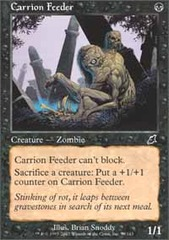 Carrion Feeder - Foil on Channel Fireball