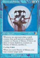 Decree of Silence - Foil