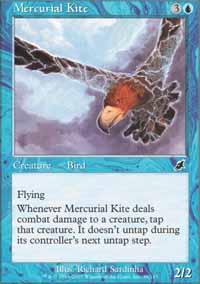 Mercurial Kite - Foil