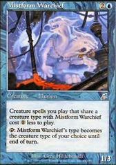 Mistform Warchief - Foil