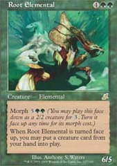Root Elemental - Foil