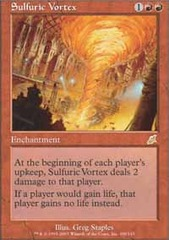 Sulfuric Vortex - Foil on Channel Fireball