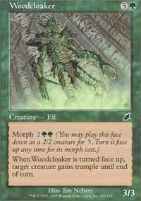 Woodcloaker - Foil