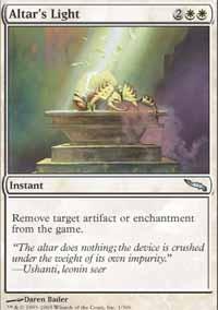 Altars Light - Foil