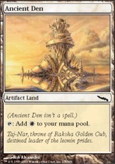 Ancient Den - Foil