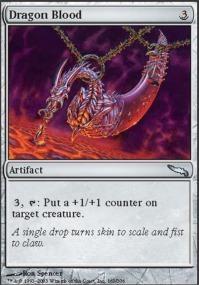 Dragon Blood - Foil