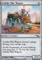 Goblin War Wagon - Foil