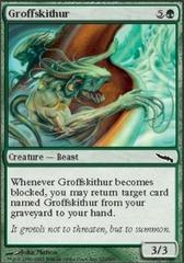 Groffskithur - Foil