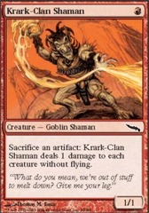 Krark-Clan Shaman - Foil