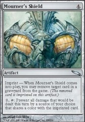 Mourner's Shield - Foil