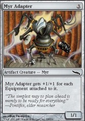Myr Adapter - Foil
