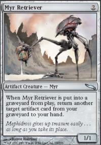 Myr Retriever - Foil