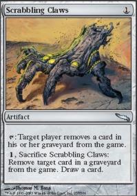 Scrabbling Claws - Foil