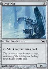 Silver Myr - Foil