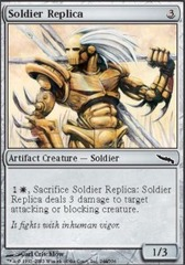 Soldier Replica - Foil