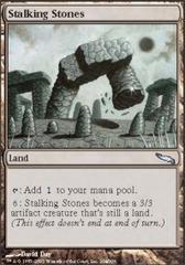 Stalking Stones - Foil