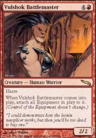 Vulshok Battlemaster - Foil
