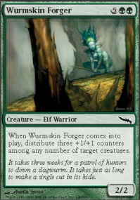 Wurmskin Forger - Foil