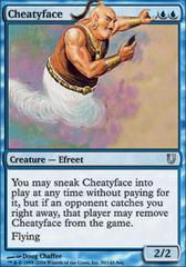Cheatyface - Foil