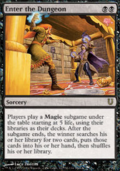 Enter the Dungeon - Foil