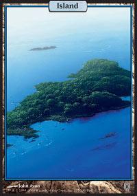 Island (137) - Foil