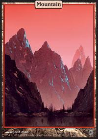 Mountain (139) - Foil