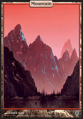 Mountain (Unhinged) - Foil