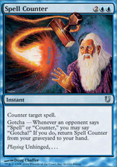 Spell Counter - Foil