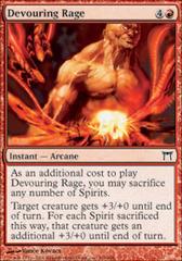Devouring Rage - Foil