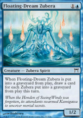 Floating-Dream Zubera - Foil