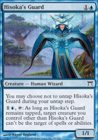 Hisokas Guard - Foil