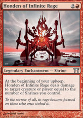 Honden of Infinite Rage - Foil