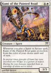 Kami of the Painted Road - Foil