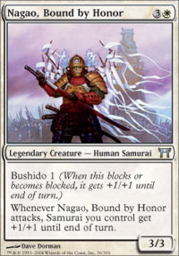 Nagao, Bound by Honor - Foil