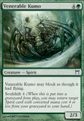 Venerable Kumo - Foil