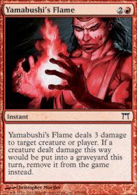 Yamabushis Flame - Foil