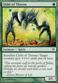 Child of Thorns - Foil