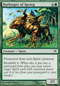 Harbinger of Spring - Foil