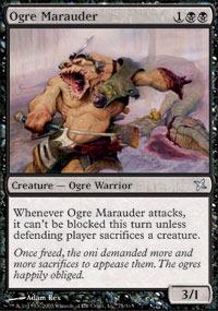 Ogre Marauder - Foil