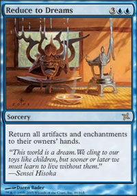 Reduce to Dreams - Foil