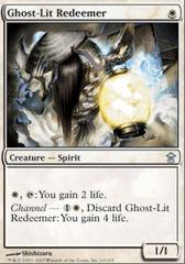 Ghost-Lit Redeemer - Foil