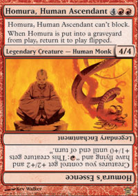 Homura, Human Ascendant - Foil