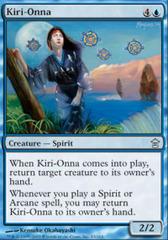 Kiri-Onna - Foil