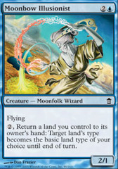 Moonbow Illusionist - Foil