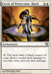 Circle of Protection: Black - Foil