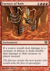 Furnace of Rath - Foil