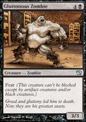 Gluttonous Zombie - Foil