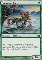 Norwood Ranger - Foil