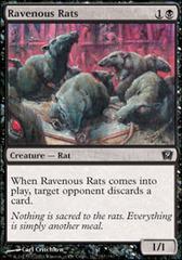 Ravenous Rats - Foil