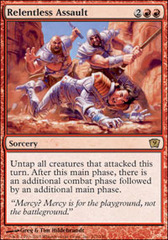 Relentless Assault - Foil